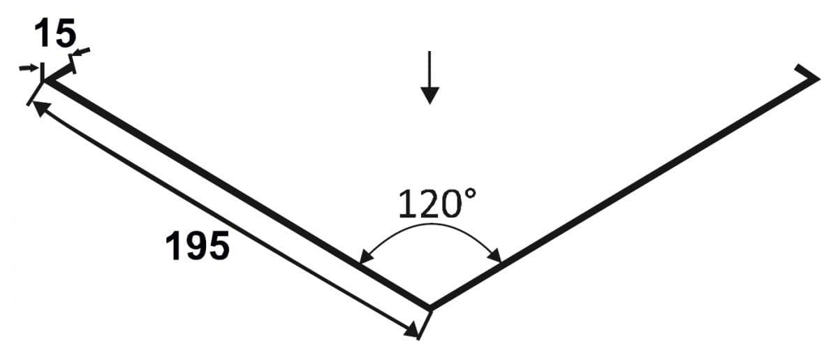 Kehlrinne-Technische-Zeichnung