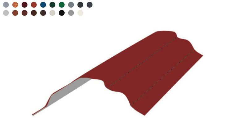 Omega - Rundfirst klein -Farben