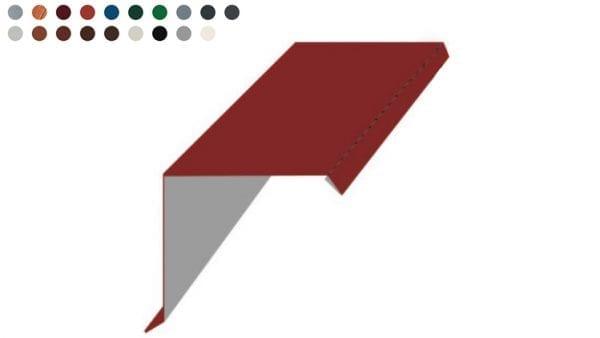Ortgangblech 150-150 -Farben