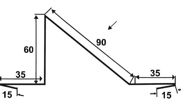 Schneebarriere-Technische-Zeichnung