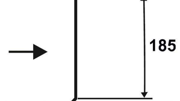 Seitliches-Ortgangblech-Technische-Zeichnung