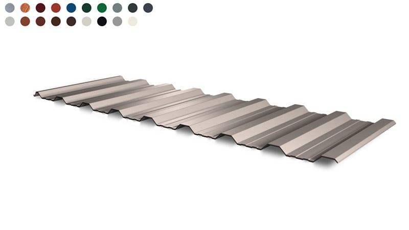 Trapezblech Dach 18-137 – T18DR