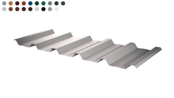 Trapezblech Dach 35-210 – T35DR