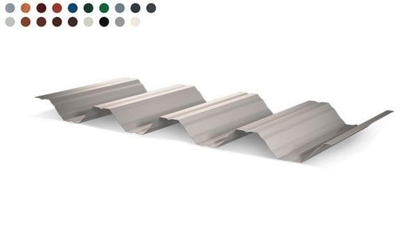 Trapezblech Dach 60-250 – T60P