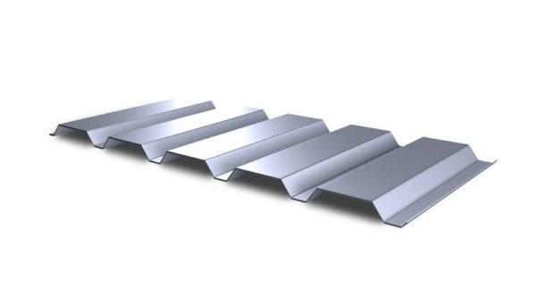 0,70mm Blechstärke | Wand