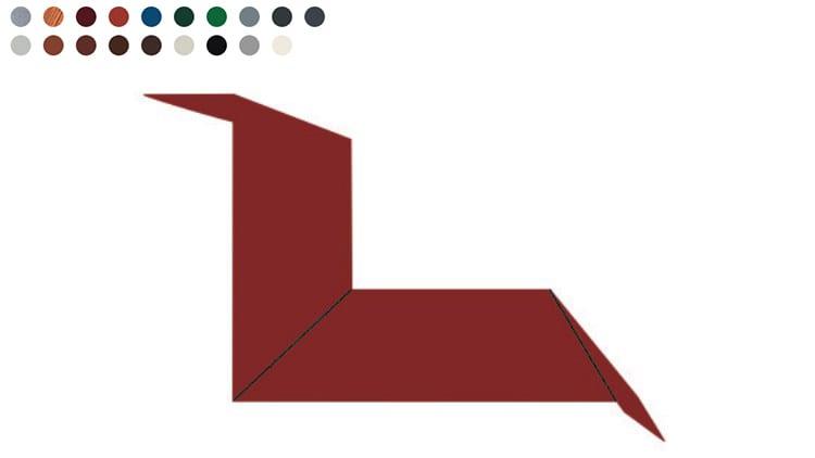 Wandanschluss - Maueranschluss -Farben
