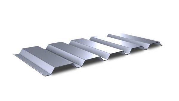 0,63mm Blechstärke | Wand