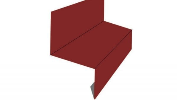 Tropfleiste-ISO-Paneele-Fassade