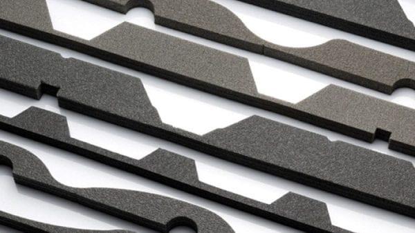 Profilfüller für Dachpfannenprofile