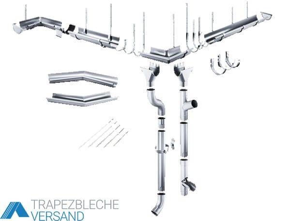 Aluminium Komplett