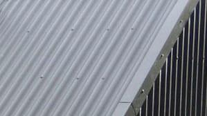 Trapezbleche Dacheindeckung