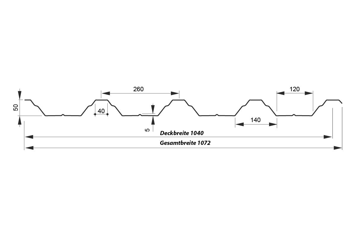 T50p Lichtplatte Schema
