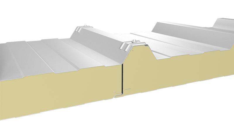Sandwichplatten Dach