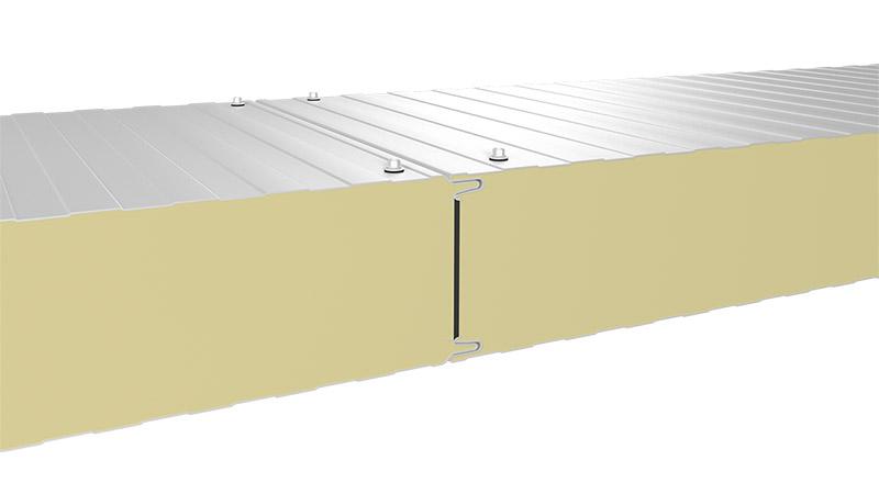 Sandwichplatten Wand Pir Standard